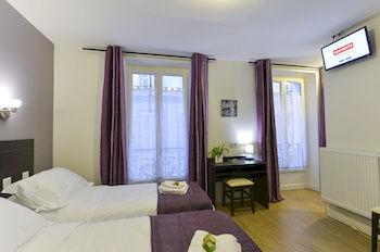 巴黎賽納月台飯店 Hotel du Quai de Seine