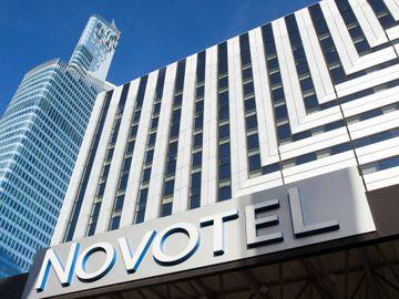 巴黎諾富特德芬斯飯店 NOVOTEL PARIS LA DEFENSE