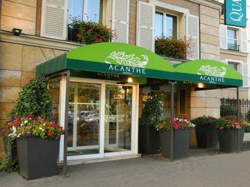 巴黎阿坎特布羅尼比蘭庫爾特品質飯店 QUALITY HOTEL ACANTHE - BOULOGNE BILLANCOURT