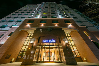 札幌中島公園 Resol 飯店 Hotel Resol Sapporo Nakajimakouen