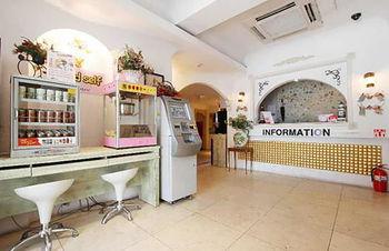首爾鐘路可愛飯店 Jongno Cutee Hotel