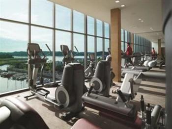Hotel-Jen-Puteri-Harbour,-Johor-Fitness-Center