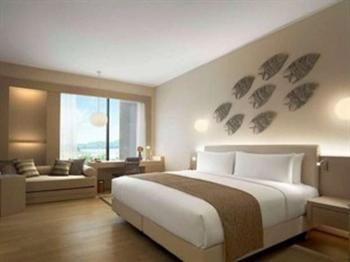 Hotel-Jen-Puteri-Harbour,-Johor-Guest-Room