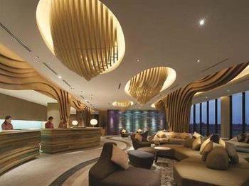 Hotel-Jen-Puteri-Harbour,-Johor-Lobby