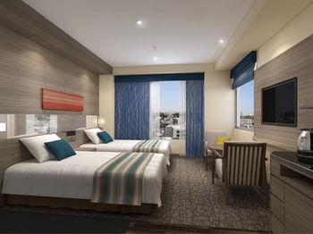 沖繩那霸縣廳前艾爾蒙特飯店 Almont Hotel Naha Kenchomae