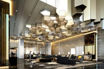 曼谷羅盤天空風景飯店 Compass Skyview Hotel