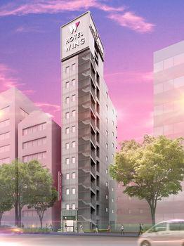 東京淺草駒形精選永安國際飯店 Hotel Wing International Select Asakusa Komagata