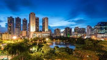 曼谷瑪爾奎斯皇后公園萬豪飯店 Bangkok Marriott Marquis Queen's Park