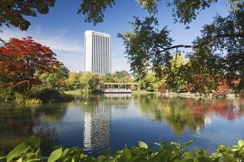 札幌中島公園高級飯店 Premier Hotel Nakajima Park Sapporo