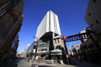 東京里士滿淺草國際飯店 Richmond Hotel Premier Asakusa International