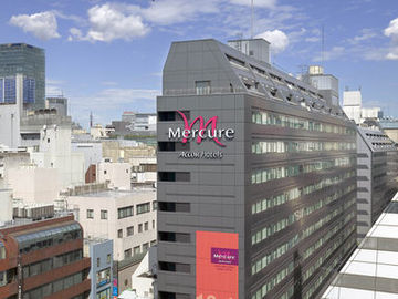 東京銀座美居酒店  MERCURE HOTEL TOKYO GINZA