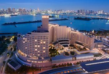東京御台場希爾頓飯店 Hilton Tokyo Odaiba
