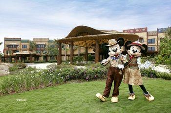 香港迪士尼探索家度假酒店 Disney Explorers Lodge