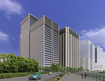 東京丸之內雅詩閣飯店 Ascott Marunouchi Tokyo