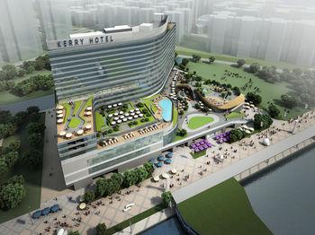 香港嘉里大酒店 Kerry Hotel, Hong Kong