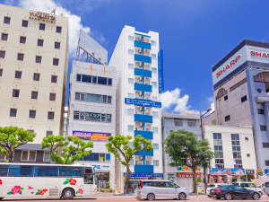 Kariyushi Condominium Resort Living in Asahibashi ekimae