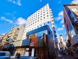 Lohas赤坂超級酒店 Super Hotel LOHAS Akasaka
