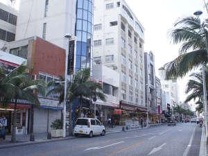 Abest CUBE Naha-Kokusai street