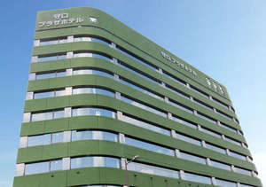 大阪守口廣場飯店大日站前 Osaka Moriguchi Plaza Hotel Dainichi Ekimae