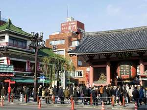 雷門飯店 Hotel Kaminarimon
