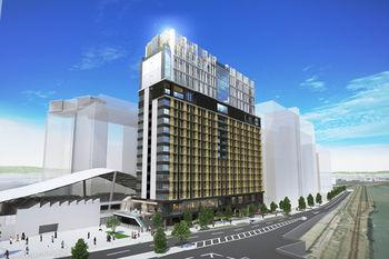 日本環球影城天空 Spa 獨特飯店 THE SINGULARI HOTEL & SKYSPA AT UNIVERSAL STUDIOS JAPAN