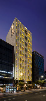 LYJ 江南普瑞瑪設計飯店 Hotel The Designers LYJ Gangnam Premier
