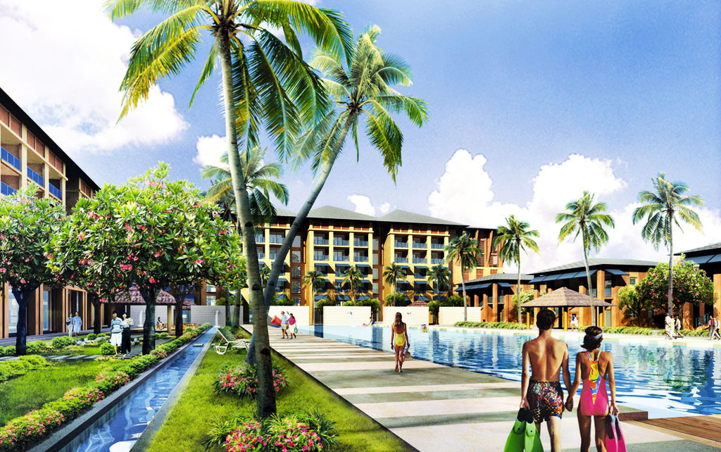 新加坡聖淘沙名勝世界節慶飯店  Resorts World Sentosa - Festive Hotel