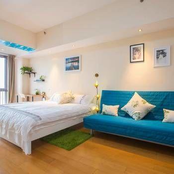 世季假日酒店公寓 - 上海迪士尼萬達廣場店 Shanghai Miaomiao Room Serviced Apartments