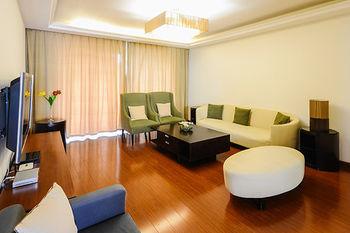 逸耘居服務式公寓 - 中凱城市之光 CityLife Serviced Apartments-Top of City
