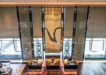 上海環球港凱悅酒店 Hyatt Regency Shanghai Global Harbor
