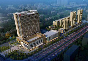 上海萬豪康橋大酒店 Shanghai Marriott Hotel Kangqiao