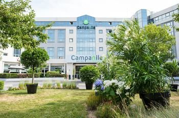弗朗斯魯瓦西鐘樓飯店 Hotel Campanile Roissy-En-France