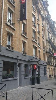 市政廳中央宜必思尚品飯店 (2017 年 12 月開業) ibis Clichy Centre Mairie
