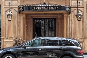 香榭麗舍夏多布里昂飯店 Hôtel Chateaubriand Champs Elysées