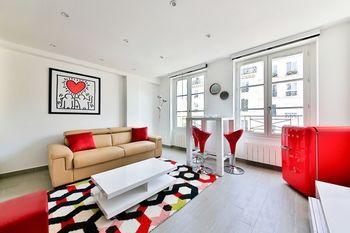 巴黎市中心豪華公寓飯店 Luxury Apartment in the center of Paris
