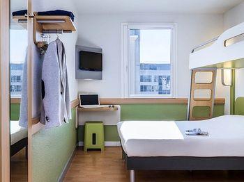 西巴黎伊西萊穆利諾宜必思快捷飯店 ibis budget Issy Les Moulineaux Paris Ouest