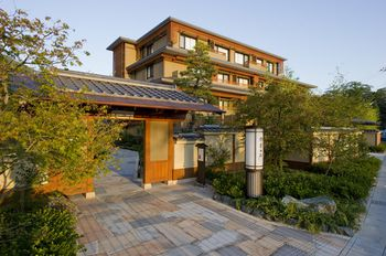 京都嵐山溫泉花傳抄日式旅館 Kyoto Arashiyama Onsen Kadensho