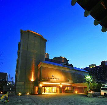 京都森特諾姆飯店 Hotel Centnovum Kyoto