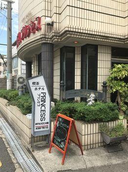 岸和田市公主飯店 Kishiwada City Hotel Princess