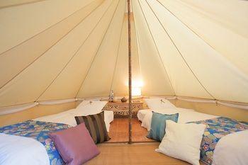 波上之森自然渡假村 - 營地 NANMA MUI NATURE RESORT - Campground