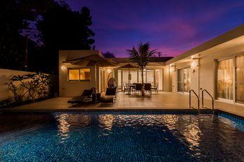 濟井出柯迪奧泳池別墅飯店 Coldio Pool & Villas SUMUIDE