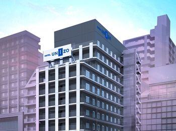 大阪心齋橋 UNIZO 飯店 HOTEL UNIZO Osaka Shinsaibashi