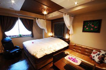 難波道頓堀巴里恩渡假村飯店 - 僅限成人入住 Hotel Balian Resort Namba Dotonbori - Adults Only