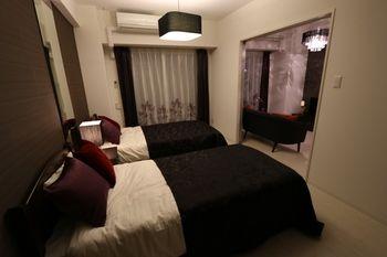 難波奧爾發住宅飯店 OLFEA Residence Namba