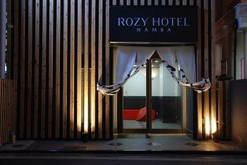 難波羅克西飯店 ROZY HOTEL NAMBA