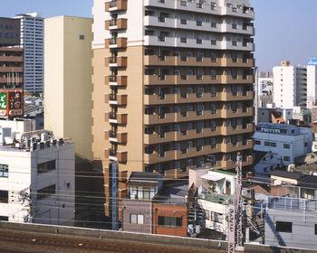 大阪 JR 野田站前東橫 INN Toyoko Inn Osaka JR Noda Ekimae