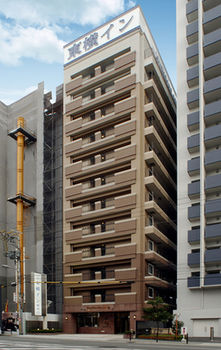 大阪鶴橋站前東橫 INN Toyoko Inn Osaka Tsuruhashi Ekimae