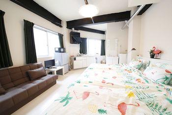 梅田莉茲旅館 Liz Guest House Umeda