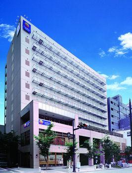 大阪心齋橋凱富飯店 Comfort Hotel Osaka Shinsaibashi