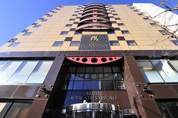 札幌皇家住宿飯店 HOTEL ROYAL STAY SAPPORO